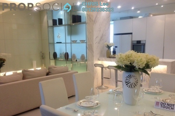 For Sale Condominium at Le Yuan Residence, Kuchai Lama Freehold Unfurnished 3R/2B 1.25m