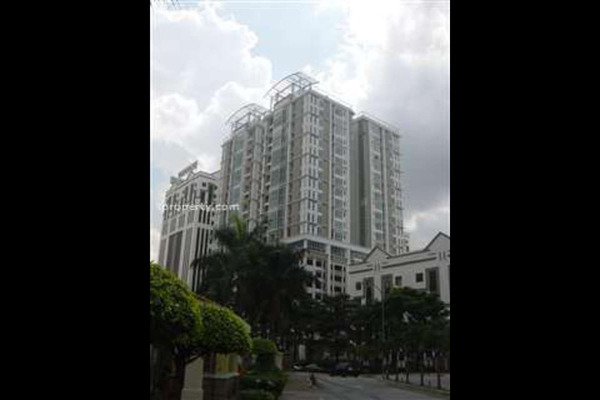 For Sale Condominium at Casa Suites, Petaling Jaya Freehold Semi Furnished 1R/2B 600k