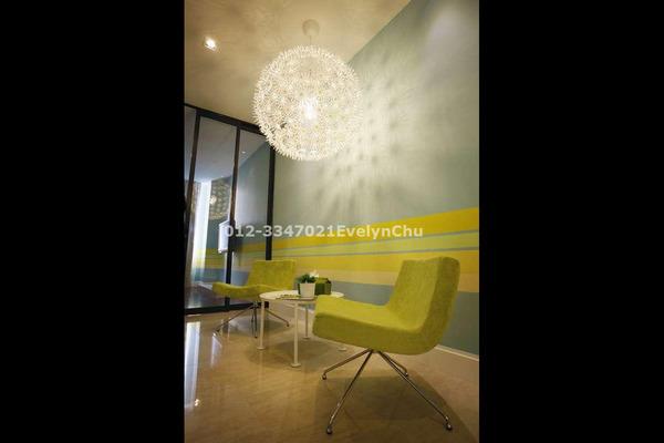 For Sale Condominium at Ken Bangsar, Bangsar Freehold Fully Furnished 1R/1B 888k