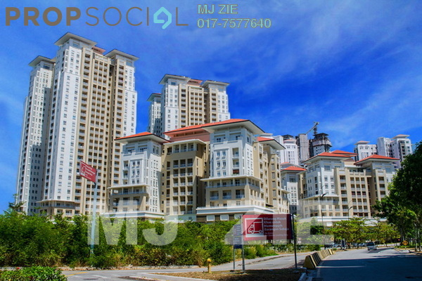For Sale Condominium at Quayside, Seri Tanjung Pinang Freehold Unfurnished 2R/2B 1.65m
