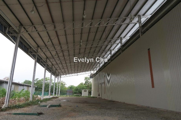 For Sale Factory at Beranang Industrial Park, Semenyih Freehold Unfurnished 0R/0B 6m