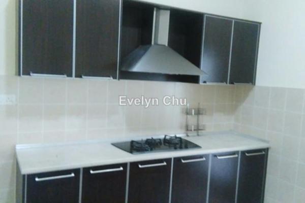 For Sale Townhouse at Laman Impian, Sunway Damansara Leasehold Semi Furnished 3R/4B 1.2m
