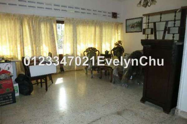 For Sale Bungalow at Lucky Garden, Bangsar Freehold Semi Furnished 4R/3B 4.6m