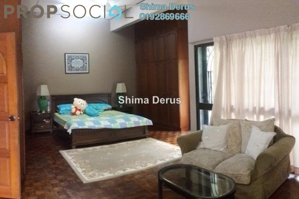For Sale Bungalow at Section 6, Shah Alam Leasehold Fully Furnished 5R/4B 1.95m