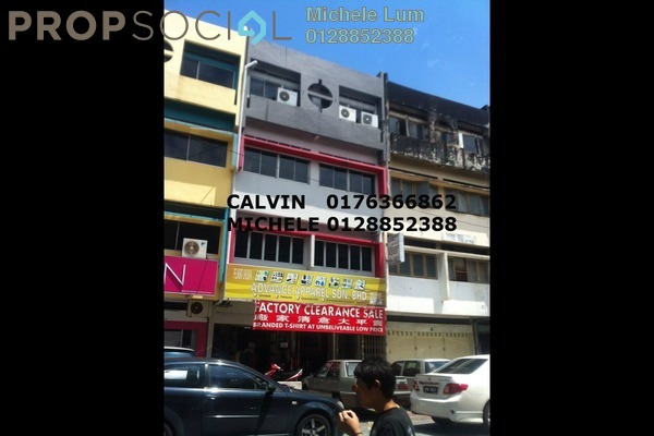 For Rent Office at Taman Maluri, Cheras Leasehold Semi Furnished 8R/8B 9.8k