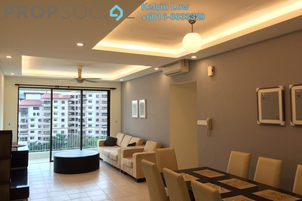 For Rent Condominium at Opal Damansara, Sunway Damansara Leasehold Fully Furnished 4R/3B 2.7千