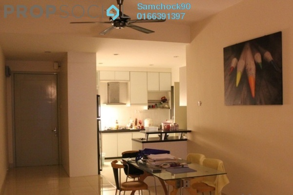 For Rent Condominium at Platinum Hill PV8, Setapak Freehold Fully Furnished 3R/2B 2.4k