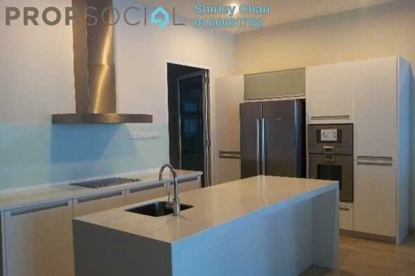 For Rent Condominium at Sunway Vivaldi, Mont Kiara Freehold Semi Furnished 4R/4B 11k