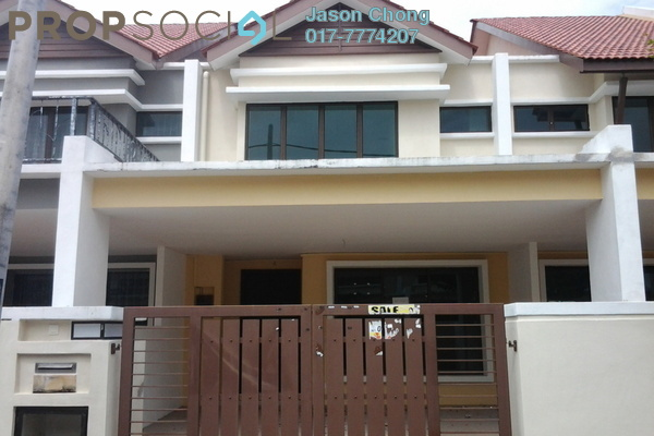 For Sale Terrace at Palmyra Residences, Balik Pulau Freehold Unfurnished 4R/3B 499k