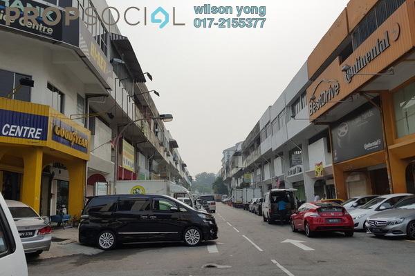 For Sale Shop at Taman Sri Endah, Sri Petaling Freehold Semi Furnished 0R/6B 2.6m