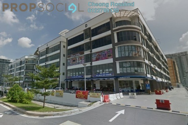 For Rent Shop at Seri Gembira Avenue, Kuchai Lama Freehold Unfurnished 0R/2B 6k