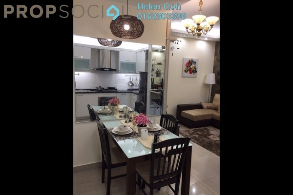 For Rent Serviced Residence at Hijauan Saujana, Saujana Freehold Fully Furnished 2R/2B 2k