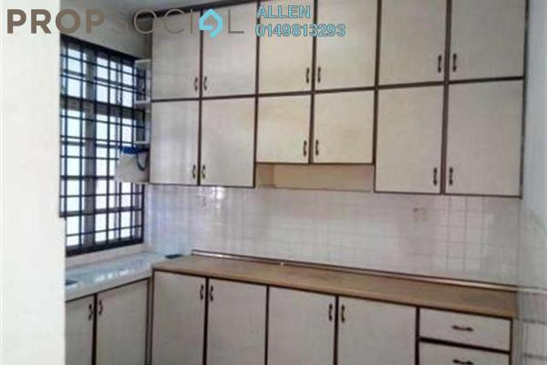 For Rent Terrace at Taman Perling, Iskandar Puteri (Nusajaya) Freehold Semi Furnished 4R/3B 1.5k