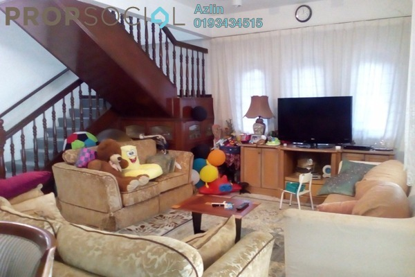 For Sale Semi-Detached at Section 3, Petaling Jaya Leasehold Semi Furnished 6R/6B 1.65m