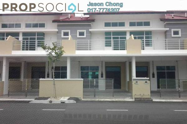 For Sale Terrace at Prestige III, Balik Pulau Leasehold Unfurnished 4R/3B 578k