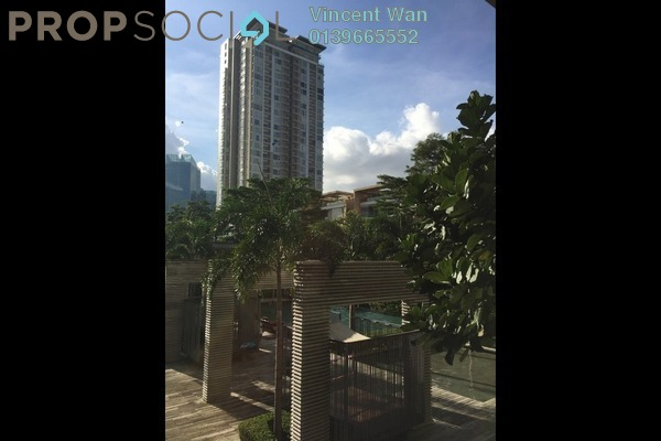 For Sale Condominium at One Menerung, Bangsar Freehold Semi Furnished 4R/5B 5.12m