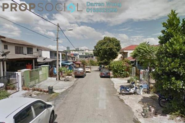 For Sale Terrace at Taman Banang Ria, Batu Pahat Freehold Semi Furnished 4R/3B 270k
