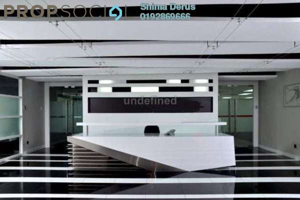 For Sale Office at USJ 1, UEP Subang Jaya Leasehold Fully Furnished 0R/0B 4.2m