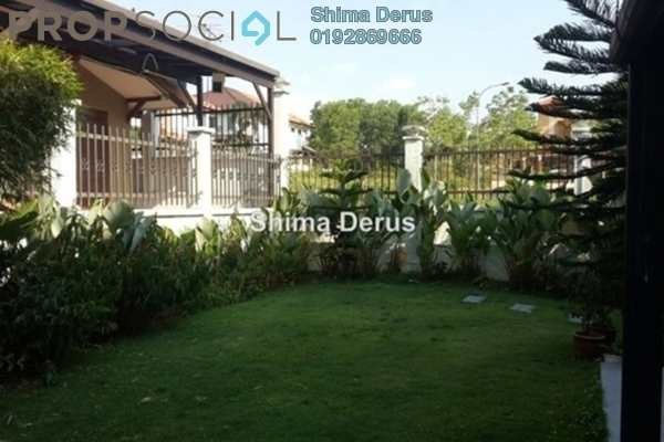 For Sale Semi-Detached at Alam Sutera, Bukit Jalil Leasehold Fully Furnished 5R/5B 2.6m