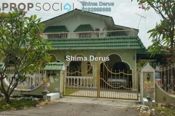For Sale Semi-Detached at SS3, Kelana Jaya Freehold Fully Furnished 5R/3B 1.48m