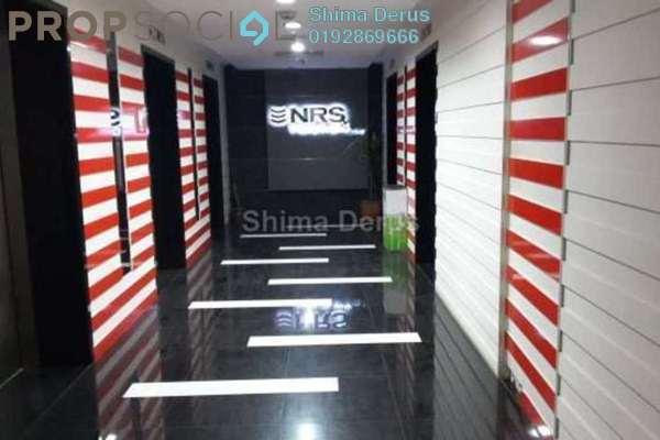 For Rent Office at USJ 1, UEP Subang Jaya Leasehold Fully Furnished 0R/0B 25k