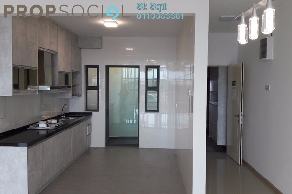 For Rent Condominium at Vista Alam, Shah Alam Leasehold Semi Furnished 4R/2B 2.3k
