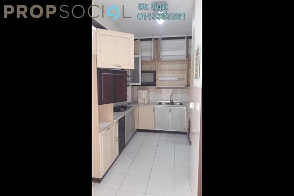 For Rent Duplex at Perdana Emerald, Damansara Perdana Leasehold Semi Furnished 4R/3B 2.3k
