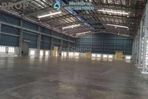 For Sale Factory at Senawang Industrial Area, Senawang Freehold Semi Furnished 0R/0B 10m