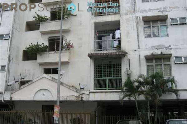 For Sale Apartment at Taman Kepong, Kepong Freehold Unfurnished 3R/2B 195k