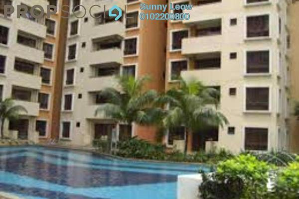 For Rent Condominium at Palm Spring, Kota Damansara Freehold Fully Furnished 3R/2B 2k