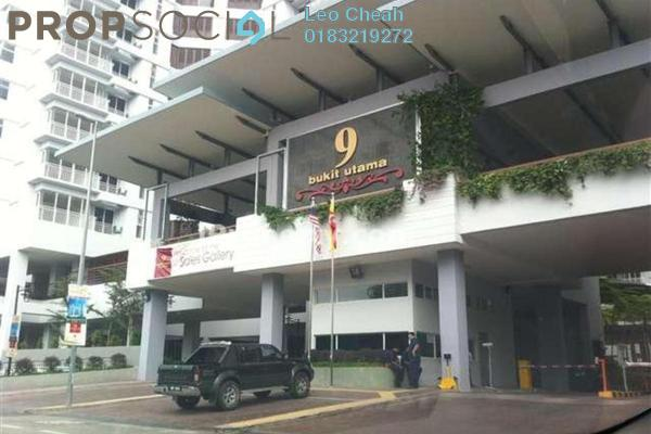 For Rent Condominium at 9 Bukit Utama, Bandar Utama Freehold Fully Furnished 4R/4B 6.5k