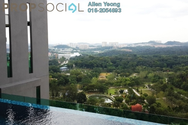 For Sale Condominium at The Treez, Bukit Jalil Freehold Unfurnished 4R/4B 1.4m