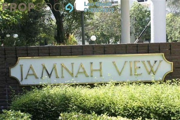For Rent Condominium at Jamnah View, Damansara Heights Freehold Fully Furnished 2R/2B 3.5k