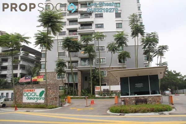 For Rent Condominium at Opal Damansara, Sunway Damansara Leasehold Semi Furnished 3R/2B 2.3k