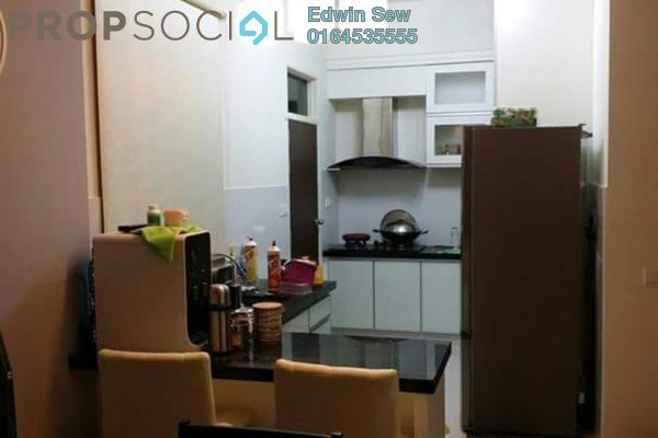 For Sale Condominium at Reflections, Sungai Ara Freehold Semi Furnished 4R/3B 850k