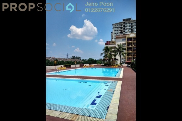 For Sale Condominium at Meadow Park 1, Old Klang Road Freehold Semi Furnished 3R/2B 410k