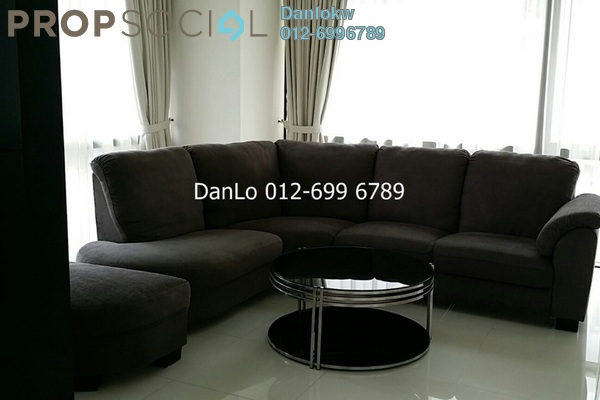 For Rent Condominium at Hampshire Place, KLCC Freehold Fully Furnished 1R/1B 7k