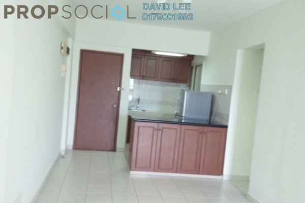 For Rent Apartment at Pelangi Damansara, Bandar Utama Freehold Semi Furnished 3R/2B 1.1k
