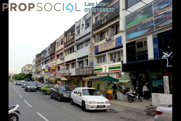 For Sale Shop at Taman Maluri, Cheras Leasehold Unfurnished 0R/6B 2.3m