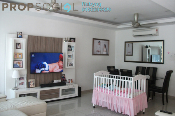 For Sale Terrace at Bayuemas, Klang Freehold Semi Furnished 4R/3B 680k