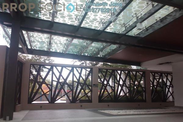 For Sale Condominium at Isola, Subang Jaya Freehold Semi Furnished 3R/3B 1.13m