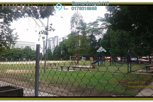 For Rent Condominium at Vista Saujana, Kepong Freehold Unfurnished 3R/2B 1k