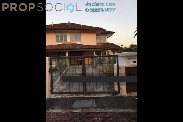 For Sale Townhouse at Bayu Villas, Bukit Rimau Freehold Unfurnished 3R/2B 340k