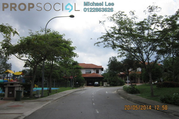 For Sale Semi-Detached at Precinct 14, Putrajaya Freehold Fully Furnished 5R/5B 1.9m