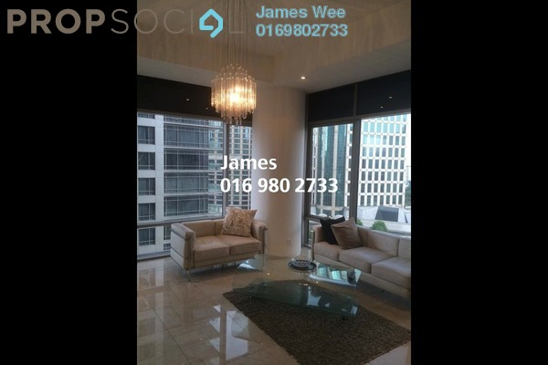 For Sale Condominium at Pavilion Residences, Bukit Bintang Leasehold Unfurnished 2R/2B 2.5m