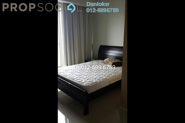 For Rent Condominium at myHabitat, KLCC Freehold Fully Furnished 2R/1B 3.5k