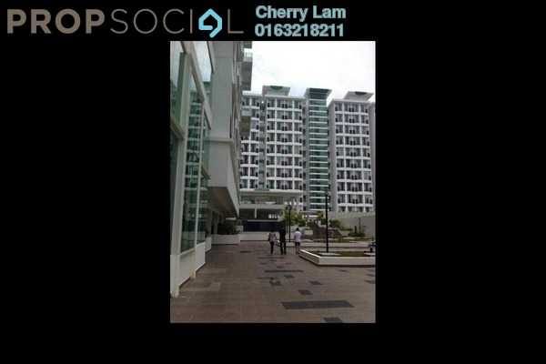 For Sale Serviced Residence at The Scott Soho, Old Klang Road Freehold Semi Furnished 1R/2B 430k