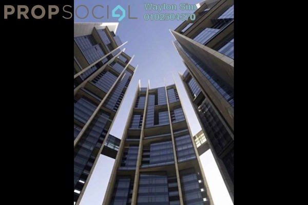 For Sale Condominium at The Troika, KLCC Freehold Fully Furnished 1R/2B 1.89m