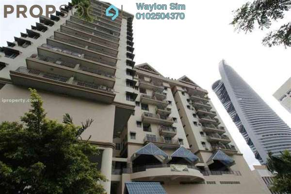 For Rent Condominium at Fajar Ria, Pantai Freehold Fully Furnished 3R/2B 3.5k