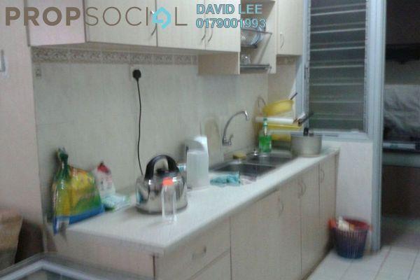 For Rent Condominium at Pelangi Damansara, Bandar Utama Freehold Semi Furnished 1R/1B 1.35k